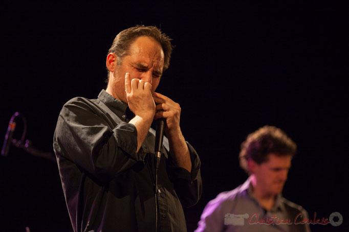 Laurent Maur, Ouriel Ellert, Youpi Quartet, JAZZ360 à Cénac