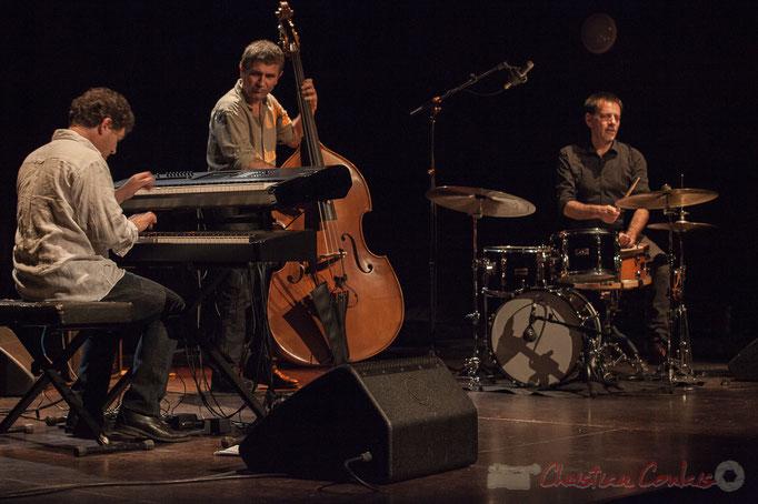 Serge Moulinier Trio, JAZZ360