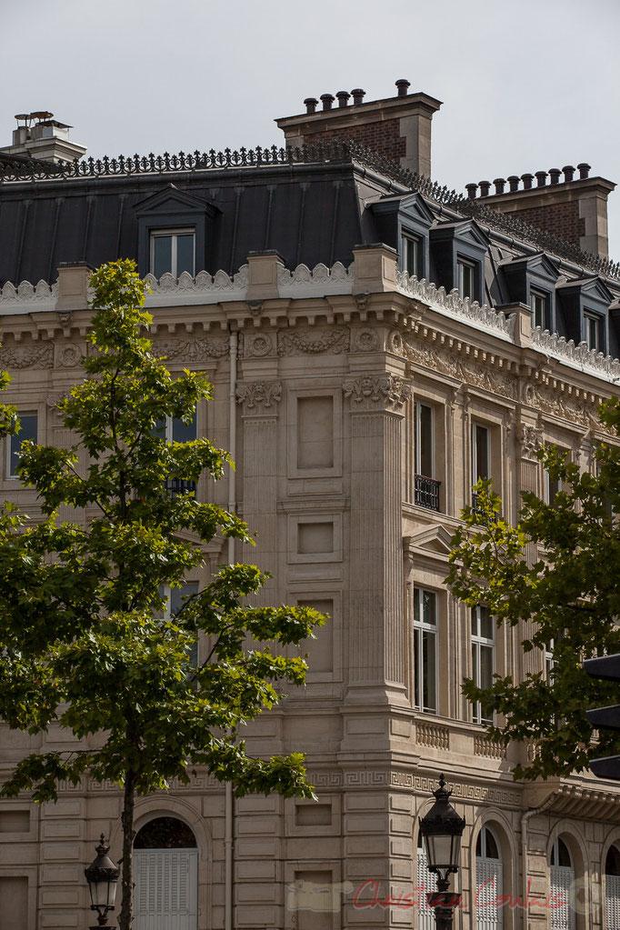 Avenue des Champs-Elysées, Paris 8ème arrondissement