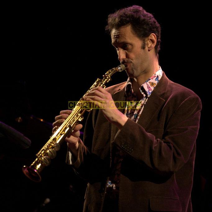 Festival JAZZ360 2014, Christophe Laborde; Christophe Laborde Quartet feat Giovanni Mirabassi. Cénac, 06/06/2014