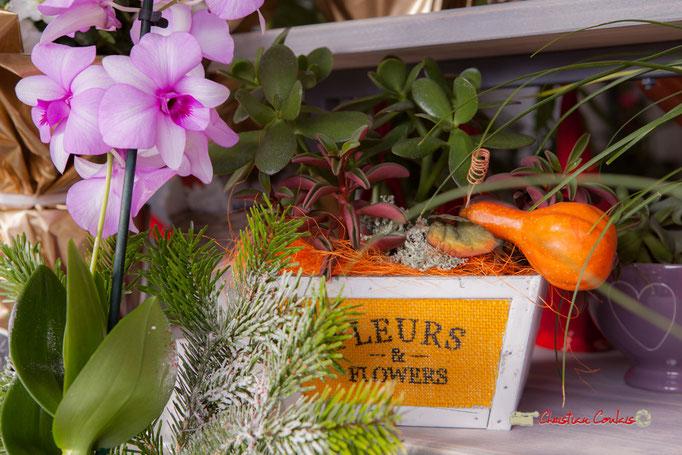 22 Fleurs et Passion, Véronique CONSTANT, Avenue de la Confluence, 47160 DAMAZAN Reproduction interdite - Tous droits réservés © Christian Coulais