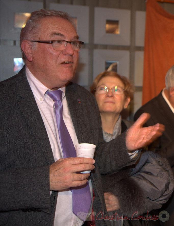 Jean-Marie Darmian, réélu Conseiller départemental