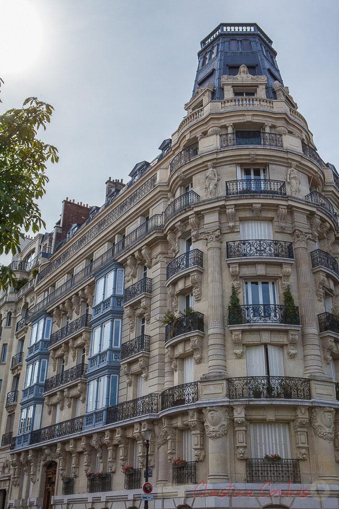 Rue Auguste Comte / Avenue de l'Observatoire, Paris 6ème