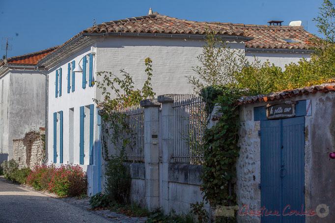 Le quadrillage des rues n'a pas changé depuis 8 siècles, Talmont-sur-Gironde