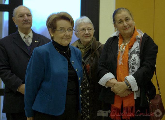 Michèle Boutant, Suzette Grel, Martine Faure