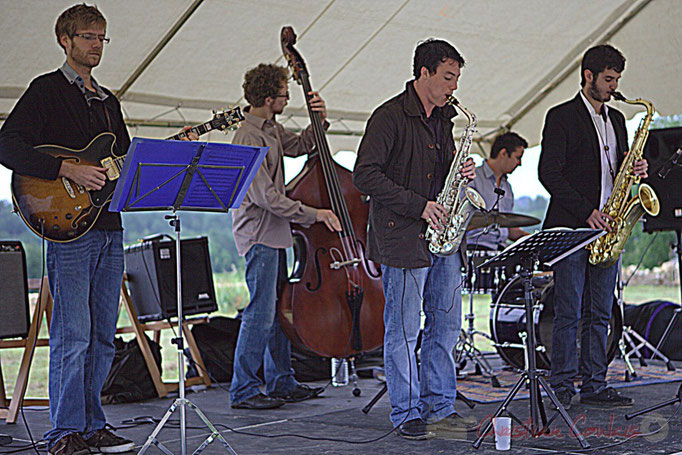 Festival JAZZ360 2012, Naxee Quintet
