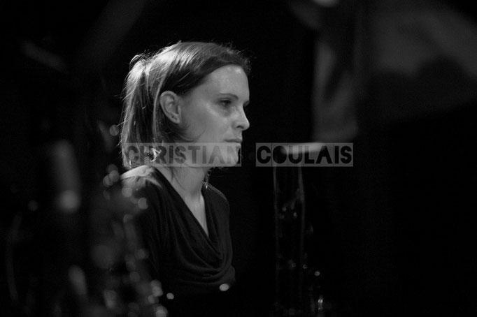 Festival JAZZ360 2014, Anne Quillier; Anne Quillier Sextet, Cénac. 07/06/2014