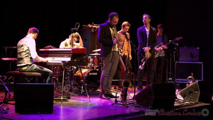 Les Métropolitains, Festival JAZZ360 2013