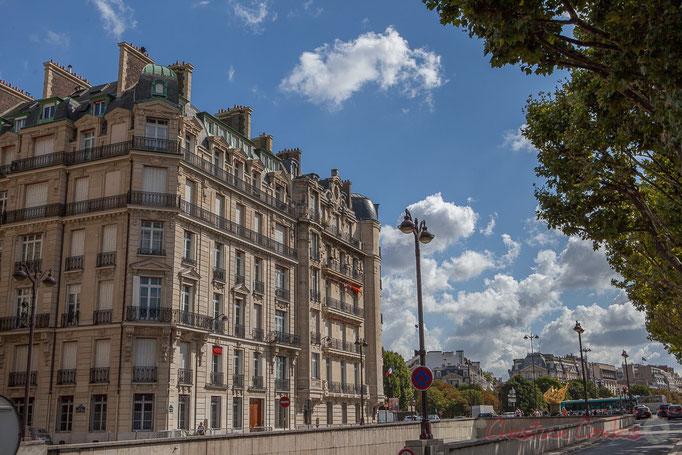 Rue des Frères Périer / Avenue de New-York, Paris 16ème