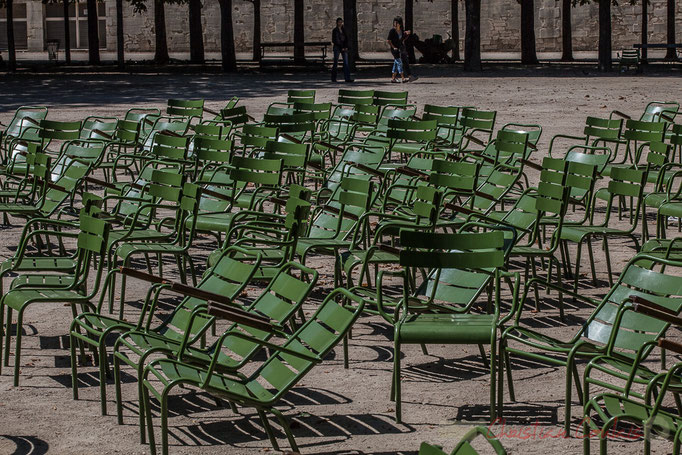 """En attente"", Jardin des Tuileries, Paris 1er"