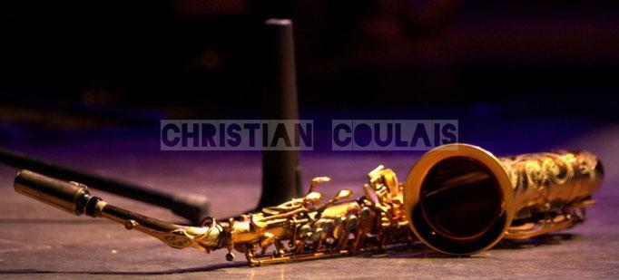 Saxophone alto de Baptiste Herbin; Baptiste Herbin Quartet feat André Ceccarelli, Festival JAZZ360 2014, Cénac. 07/06/2014