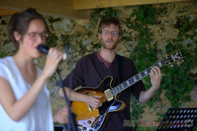 Clément Laval, HCL Trio, Festival JAZZ360 2013, Quinsac. 09/06/2013