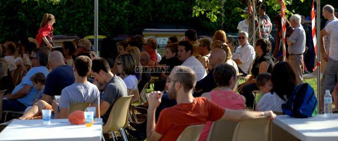 """""""Un festival tous publics"""" Festival JAZZ360 2014, EBop Quartet, Cénac. 07/06/2014"""