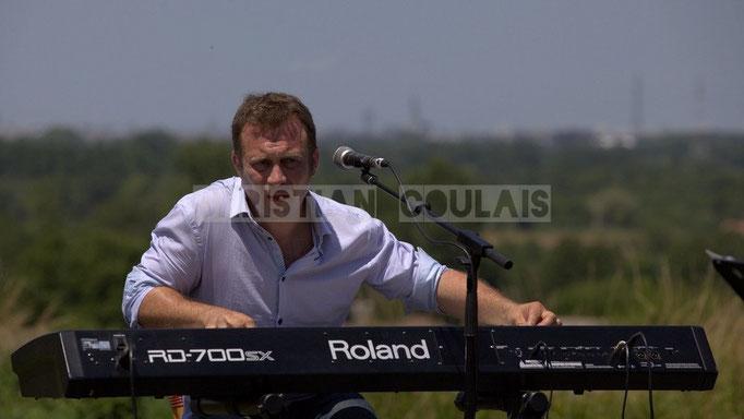 Vincent Madelmont; Mil&Zim Jazz, Festival JAZZ360 2014, Quinsac. 08/06/2014
