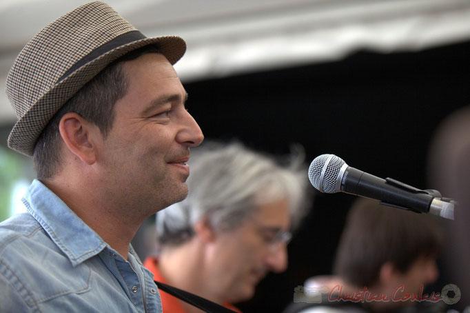 Festival JAZZ360 2015, Fawzi Berger. 13 juin 2015