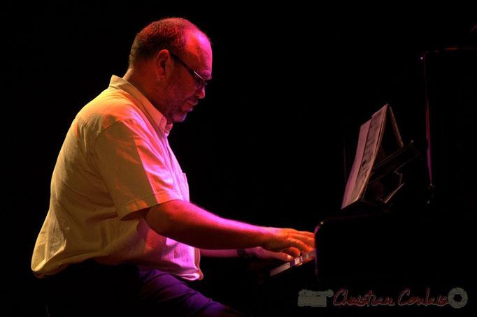 Alain Barrabès; Jérôme Gatius New Orleans Big Four, Festival JAZZ360 2013, Cénac. 07/06/2013