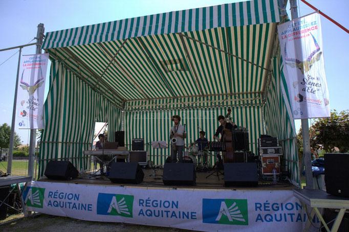 Festival JAZZ360, Delbosque Band