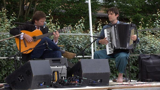 Festival JAZZ360 2015, Loïc le Guillanton, Michaël Geyre, Züm Trio, Latresne, 14/06/2015
