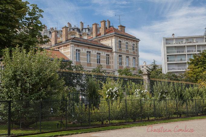 La collection fruitière du Jardin du Luxembourg (à partir de 1650), Paris 6ème
