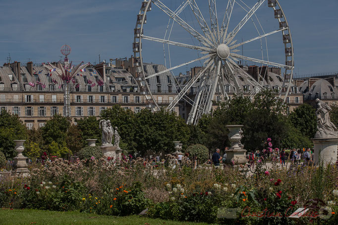 La Grande Roue, Jardin des Tuileries, Paris 1er