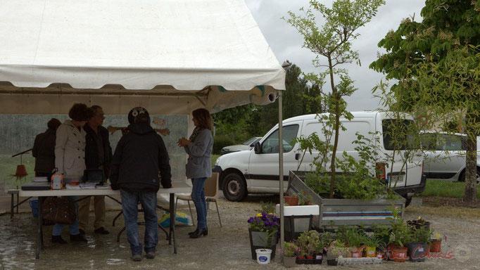 """Cénac, manifestation """"Nature et petites bêtes"""", avec l'association Jardins de tomates (Landiras)"""