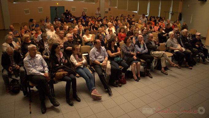 Festival JAZZ360 2015, salle culturelle de Cénac, 12/06/2015
