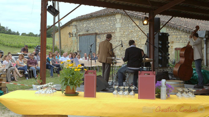 Festival JAZZ360 2012, Château Roquebrune, Cénac