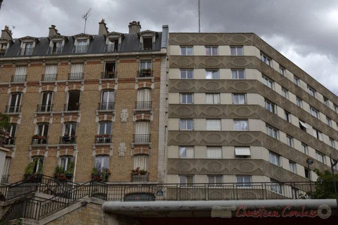 Rue Arthur Rozier, Paris 19ème