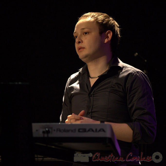 Festival JAZZ360 2015, Vincent Vilnet, Atrisma. Cénac, 12/06/2015