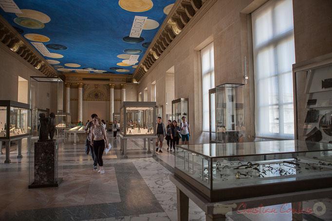 Département des Antiquités grecques, étrusques et romaines, Musée du Louvre