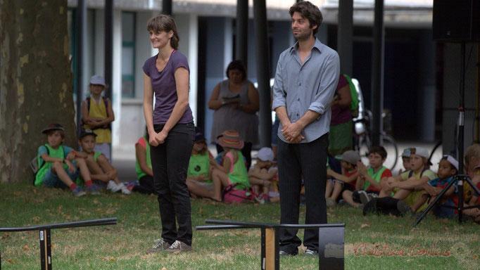 Fest'Arts 2015, Antoine Raimondi-Chauvot, Héloïse Desfarges