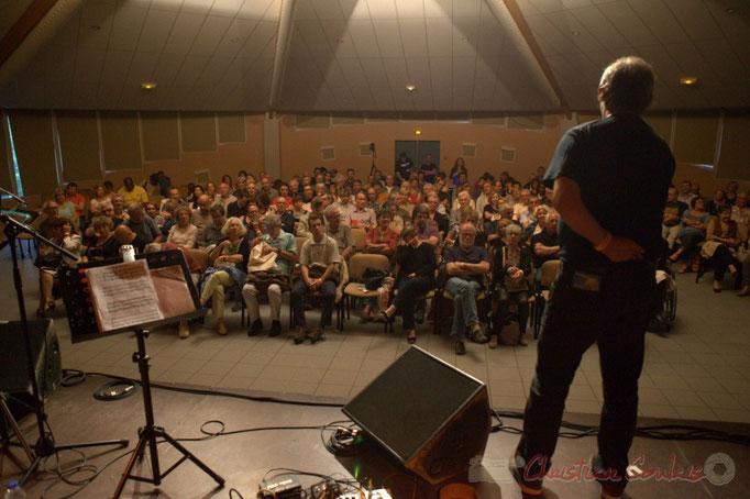 Festival JAZZ360 2015, Salle culturelle, Cénac. 13/06/2015