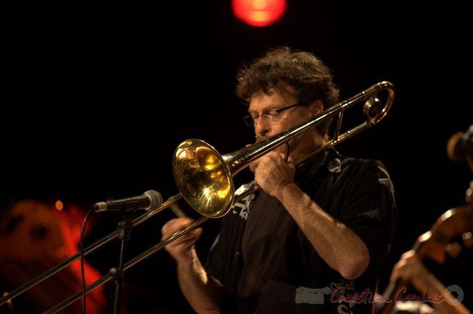 Slobodan Sokolovic; Slobodan Sokolovic Sextet. Festival JAZZ360 2012, Cénac. 08/06/2012