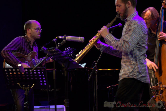 Festival JAZZ360 2015, Jean-Claude Oleksiak Quartet