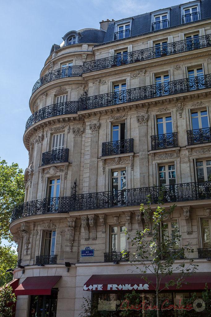 Rue Saint-Antoine, Paris 11ème arrondissement