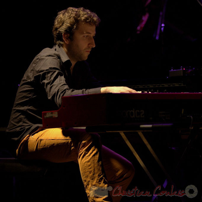 Festival JAZZ360 2015, Laurent Coulondre