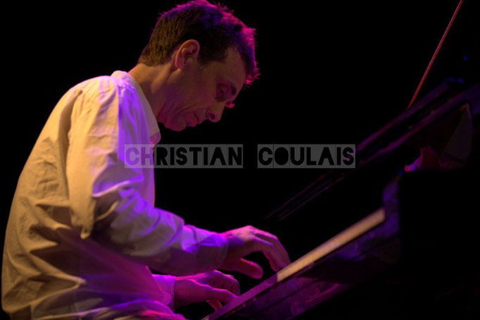 Pierre de Bethmann; Baptiste Herbin Quartet feat André Ceccarelli, Festival JAZZ360 2014, Cénac. 07/06/2014