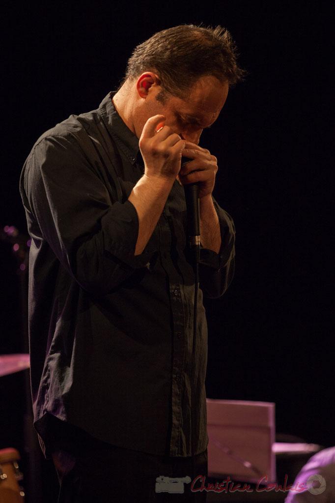 Laurent Maur, Youpi Quartet, JAZZ360 à Cénac