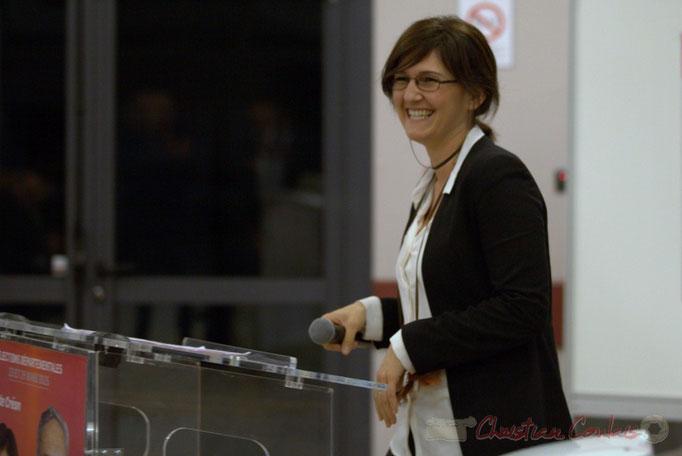 Anne-Laure Fabre-Nadler, candidate aux élections départementales