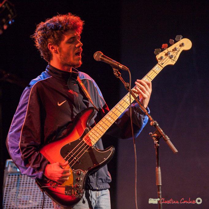 Cameron Williams; Wonkey. Soirée musicale, Association des Musiques et des Arts de Cénac, 03/02/2018