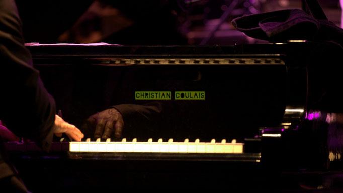 "Festival JAZZ360 2014, ""main à main"" Xavier Duprat; Asix Quintet, Cénac. 06/06/2014"