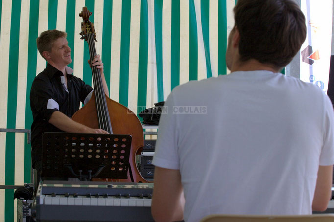 Thomas Mayeras Trio