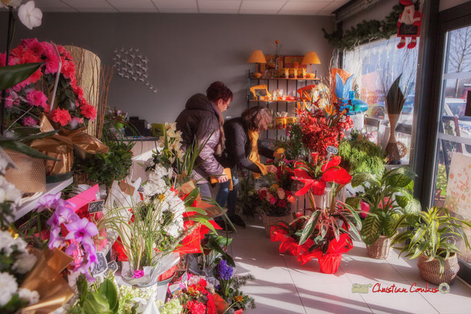 16 Fleurs et Passion, Véronique CONSTANT, Avenue de la Confluence, 47160 DAMAZAN Reproduction interdite - Tous droits réservés © Christian Coulais