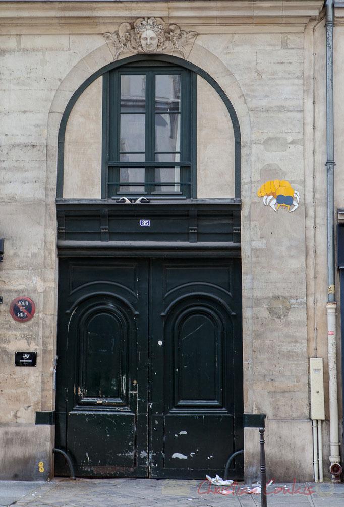 Art de la rue / street art, Paris 3ème arrondissement
