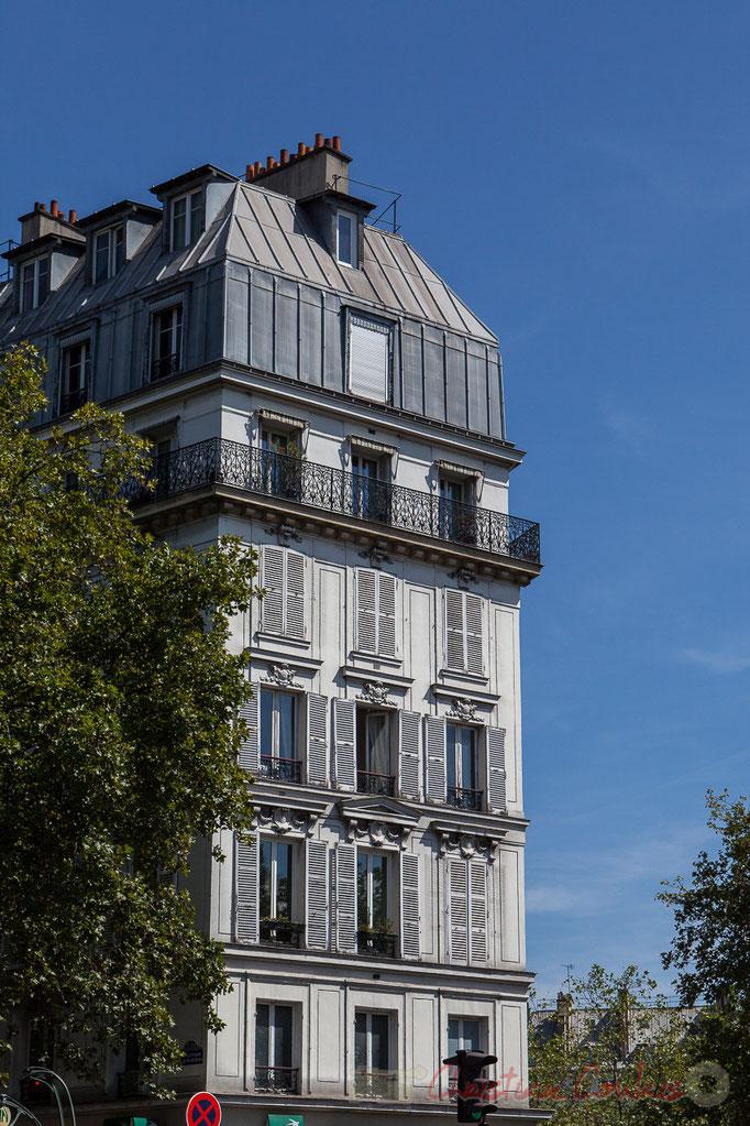 Boulevard Beaumarchais, Paris 11ème arrondissement
