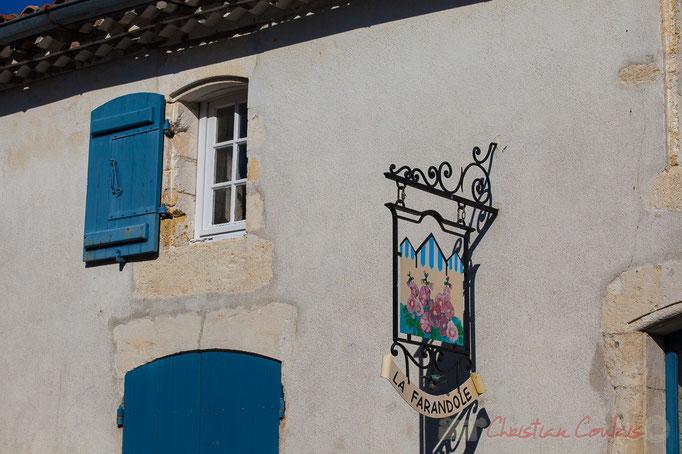 Artisanat, Talmont-sur-Gironde