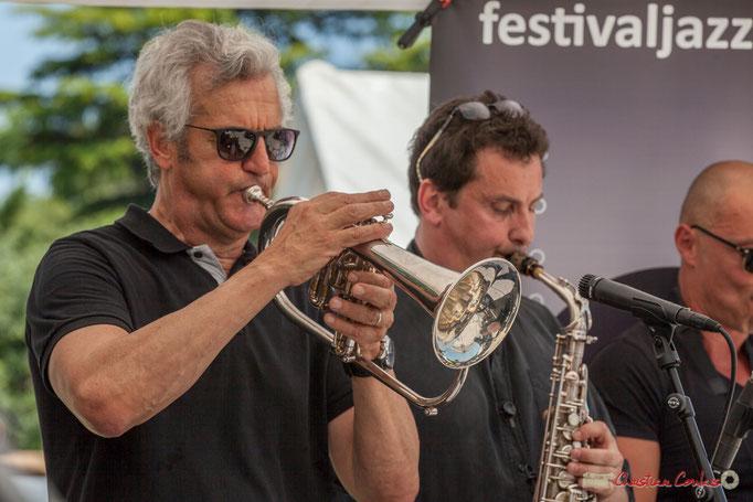 Claude Lermène, Denis Bonithon; Soul Kitchen, Festival JAZZ360, Quinsac. 11/06/2017