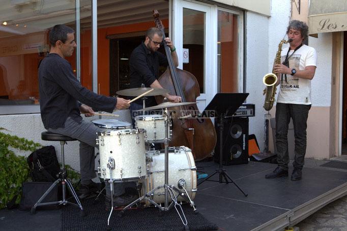 José Vicente Da Silva, Aurélien Gaudy, Fred Marconnet