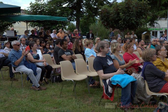 Festival JAZZ360 2015, place du bourg de Cénac, 12/06/2015