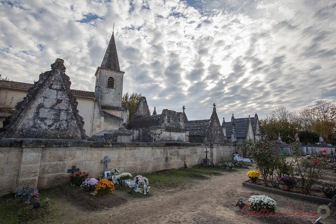 Cimetière de Civrac-de-Blaye, Gironde